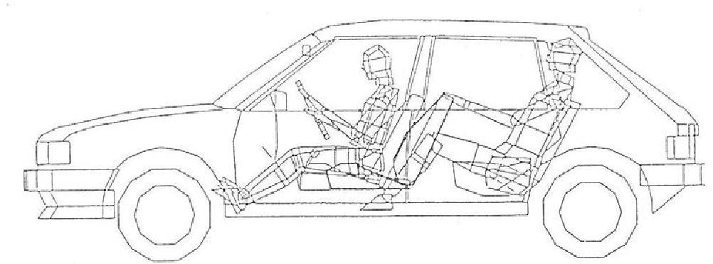 Pdf Sammie An Ergonomics Cad System For Vehicle Design And Evaluation Semantic Scholar