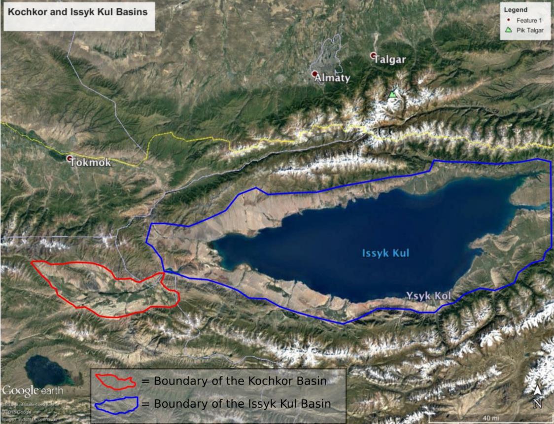 PDF] Landscape and Biotic Evolution of the Kochkor Basin
