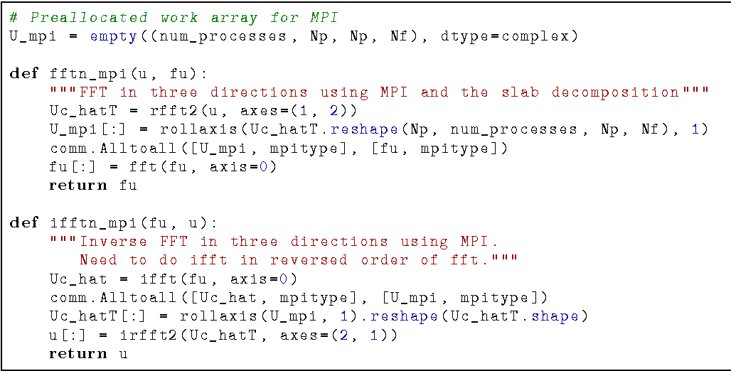 Figure 1 from High performance Python for direct numerical