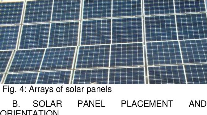 Pdf A Survey Of Solar Energy Utilization For Sustainable Development In Nigeria Semantic Scholar