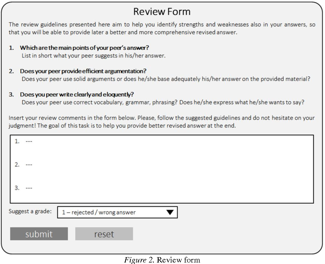 PDF] Technology-Enhanced Peer Review: Benefits and
