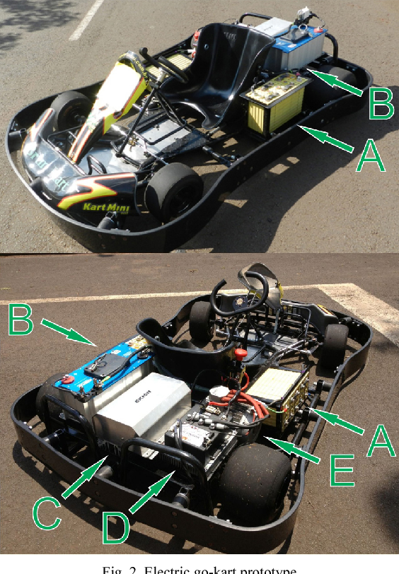 Figure 2 from Electric go-kart with battery-ultracapacitor