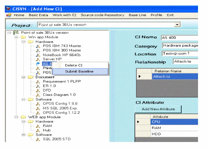 Figure 6 from Configuration management for integrated