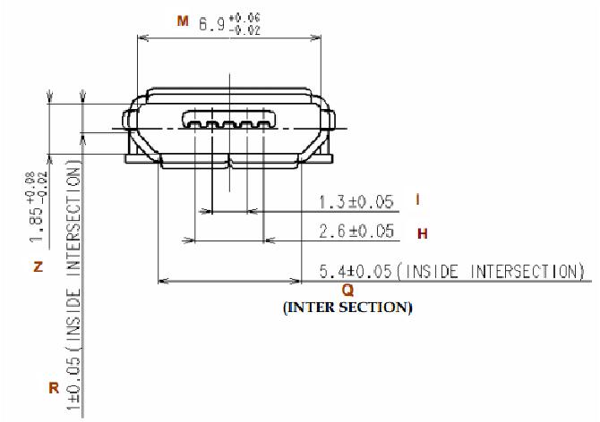 Usb Micro B Schematic