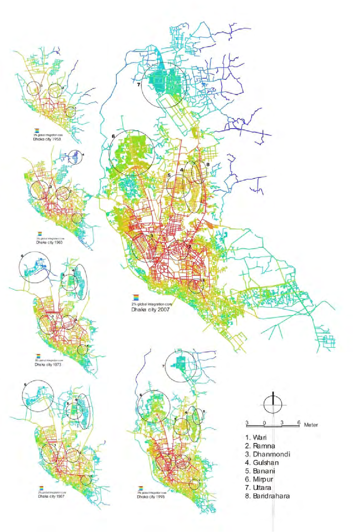 PDF] Walkability study in the planned residential areas of