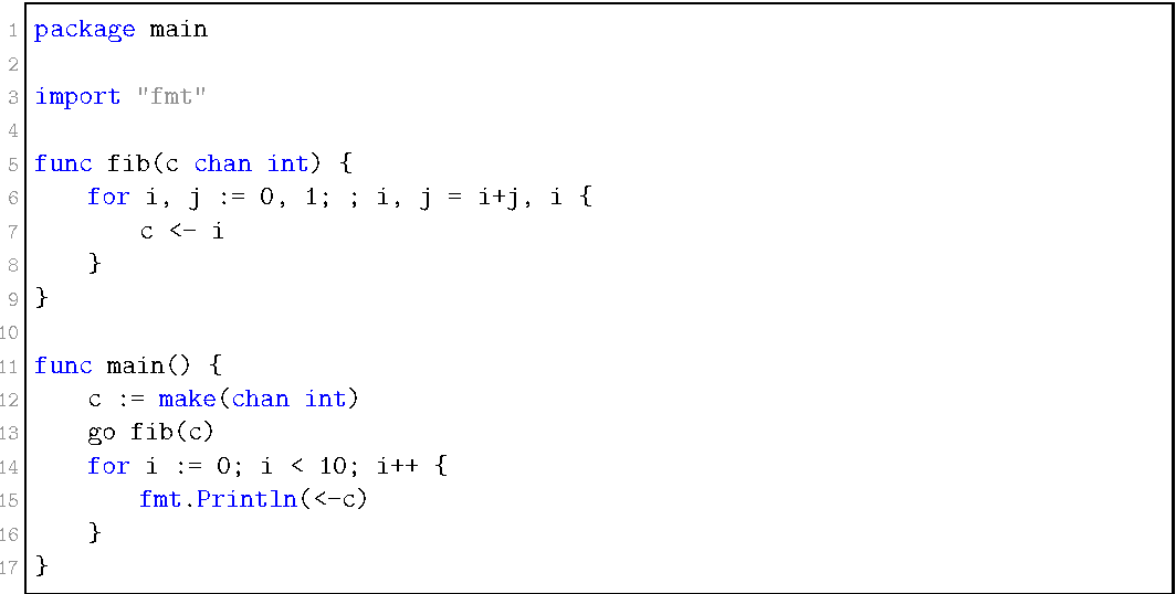 Figure 2 1 from Message Passing for Programming Languages