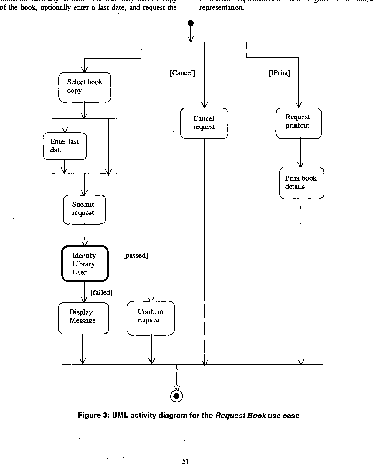 Extending Uml Use Case Modelling To Support Graphical User Interface Design Semantic Scholar
