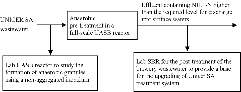 Brewery and winery wastewater treatment : some focal points