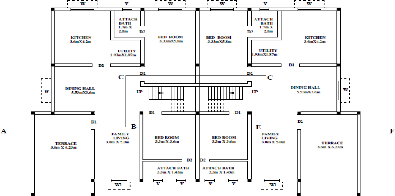 Table A Manger 3M pdf] designing and estimation of twin house | semantic scholar