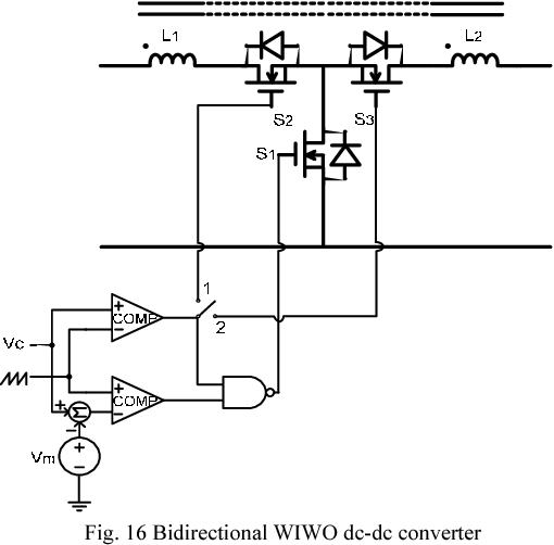 Figure 16 from Wide input wide output (WIWO) DC-DC converter