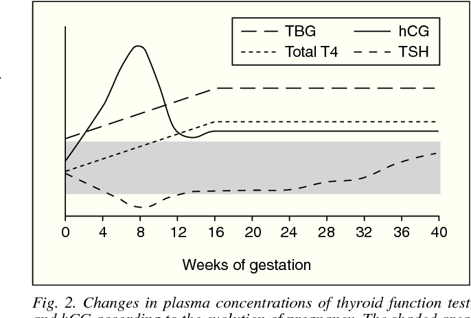 Figure 2 From Assessment Of Thyroid Function During Pregnancy