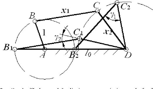 Optimization and simulation of crank-rocker mechanism based