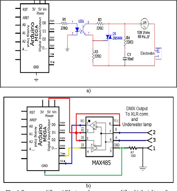 Figure 4 from Design of an inexpensive Ethernet/Arduino