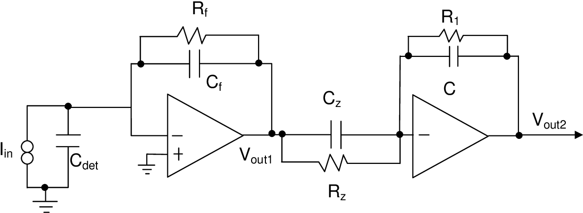 PDF] A Low Noise CMOS Charge-Sensitive Preamplifier with