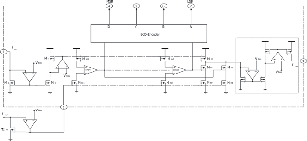 Figure 10 from Half Flash 4-Bit (BCD) using New Current-Mode ... on
