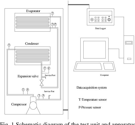 Domestic Refrigerator Diagram