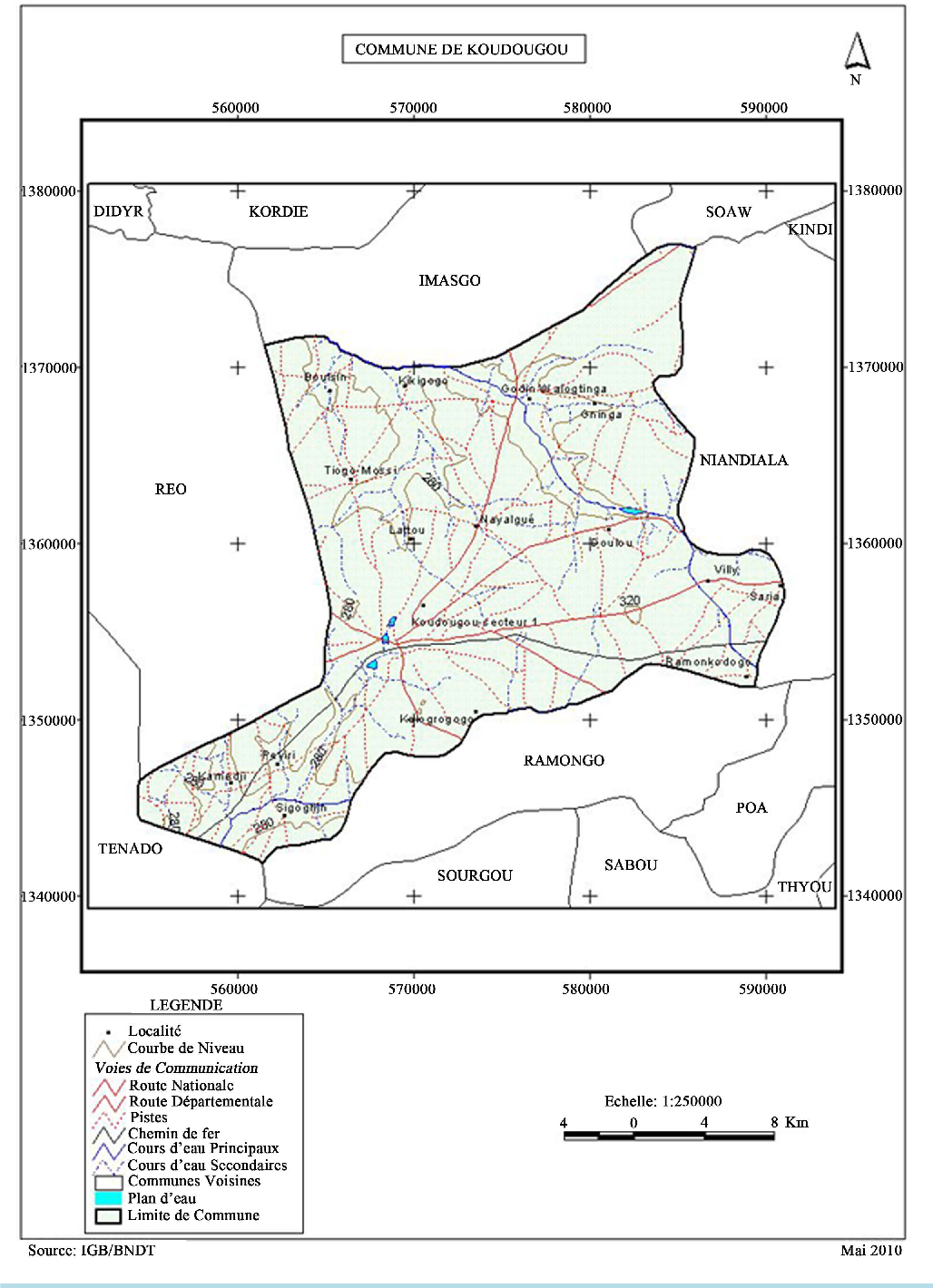 Plan D Une Case Africaine pdf] urban planning in africa: which alternative for poor
