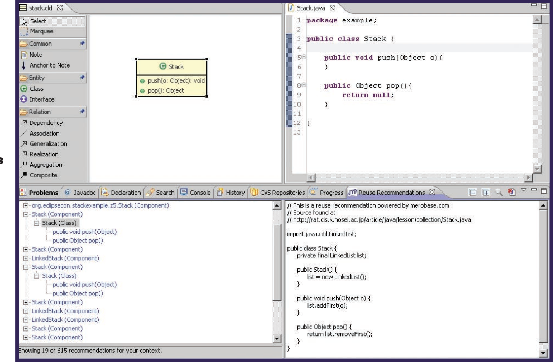 Figure 2 from Code Conjurer: Pulling Reusable Software out