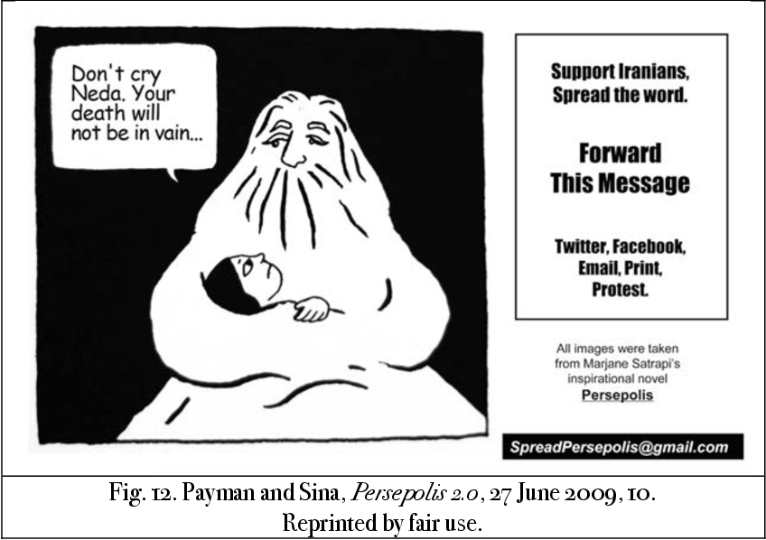 Pdf Mediated Martyrdom In Marjane Satrapi S Persepolis Semantic Scholar