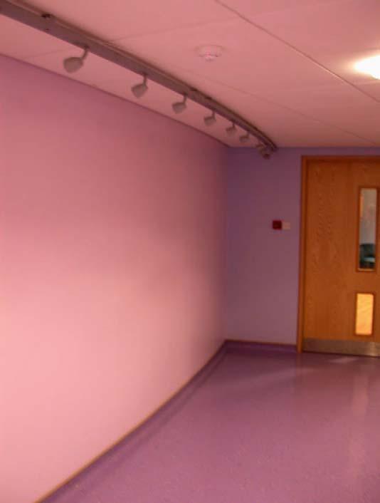 Colour And Lighting In Hospital Design Semantic Scholar