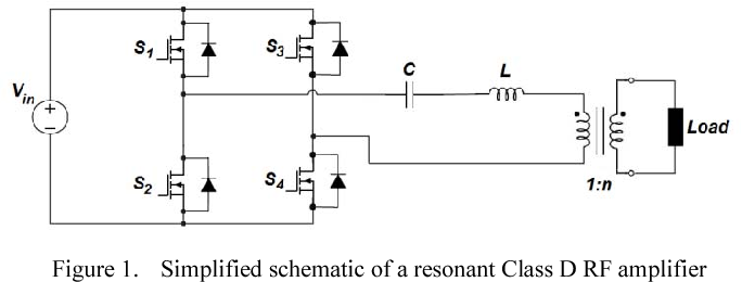 Figure 1 from Class D RF amplifier for 20 MHz NMR MOUSE