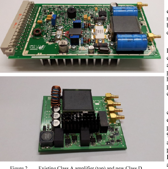 Figure 2 from Class D RF amplifier for 20 MHz NMR MOUSE