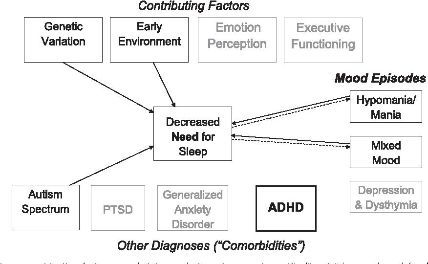 Bipolar and ADHD Comorbidity: Both Artifact and Outgrowth of